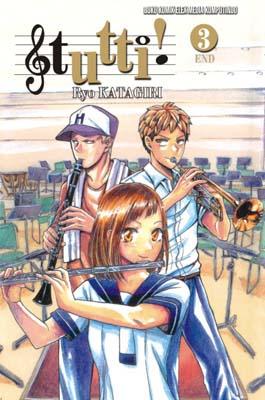 Tutti! 03 Ryo Katagiri