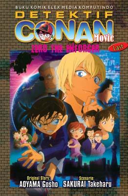 Conan Movie: Zero the Enforcer last