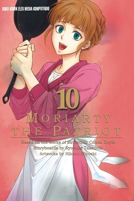 Moriarty the Patriot 10