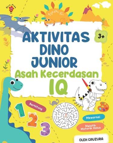 Aktivitas Dino  Junior: Asah Kecerdasan IQ