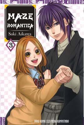 Maze Romantica 03 Saki Aikawa