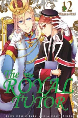 The Royal Tutor 12