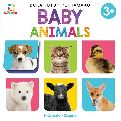 Opredo Buka Tutup Pertamaku: Baby Animals