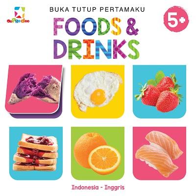 Opredo Buka Tutup Pertamaku: Foods & Drinks