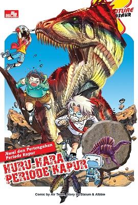X-Venture Dinosaur - Huru-Hara Periode Kapur