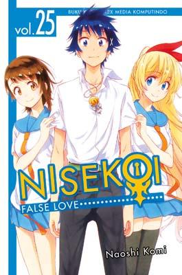 Nisekoi: False Love 25