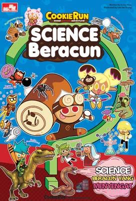 Cookie Run Sweet Escape Adventure! - Science Beracun
