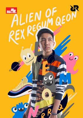 Alien of Rex Regum Qeon