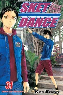 Sket Dance 31 Kenta Shinohara