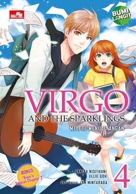 Virgo and The Sparklings 4: Melodi Menuju Angan