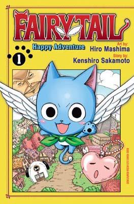 Fairy Tail Happy Adventure 01