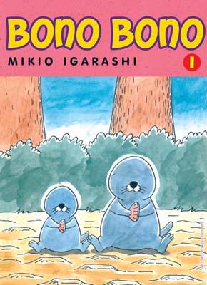Bonobono 01 Mikio Igarashi