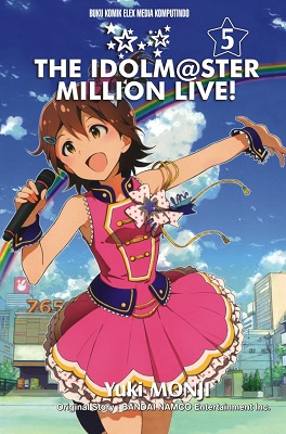The Idol M@ster Million Live 05