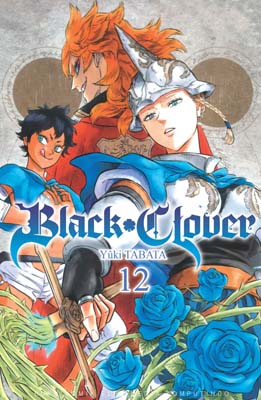 Black Clover 12 Yuki Tabata