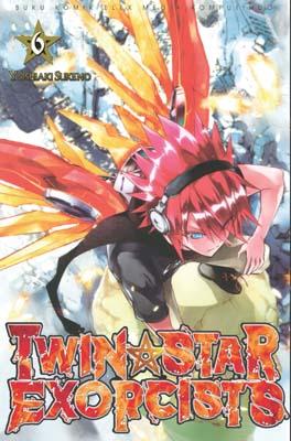 Twin Star Exorcists 06 Yoshiaki Sukeno