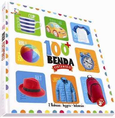 Opredo Board book 100+ Benda Pertamaku