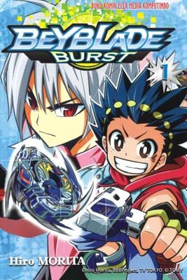 Beyblade Burst 01 Hiro Morito
