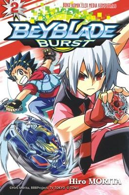 Beyblade Burst 02