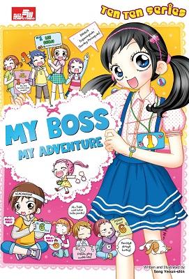 Ten Ten: My Boss My Adventure Glsongi (via Carrot Korean Agency)