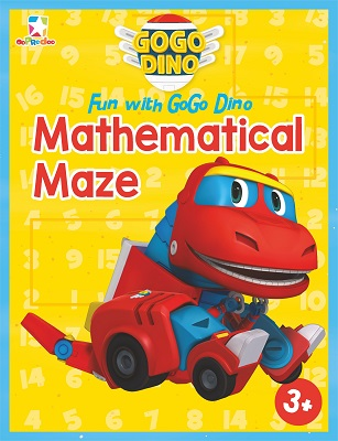 Opredo Fun with GoGo Dino: Mathematical Maze