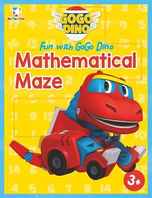 Opredo Fun with GoGo Dino: Mathematical Maze