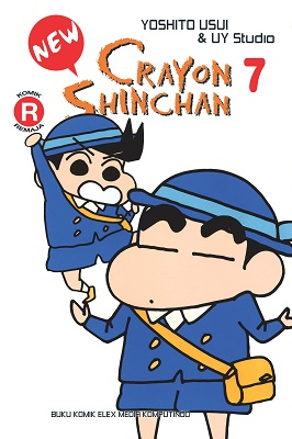 New Crayon Shinchan 07