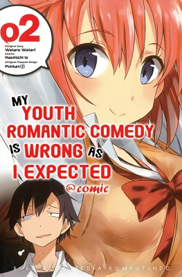 My Youth Romantic Comedy is Wrong as I Expected @Comic 02