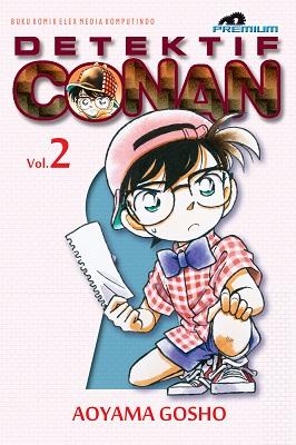 Detektif Conan Premium  02 Aoyama Gosho