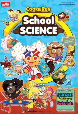 Cookie Run Sweet Escape Adventure! - School Science