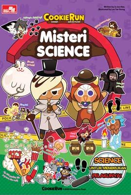 Cookie Run Sweet Escape Adventure! - Misteri Science