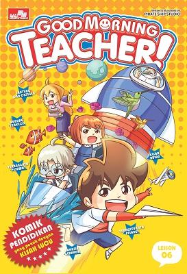 Good Morning Teacher! LESSON 06