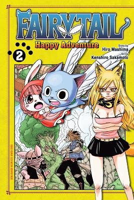 Fairy Tail Happy Adventure 02