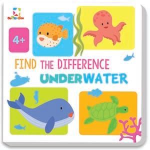 Opredo Find the Difference: Underwater