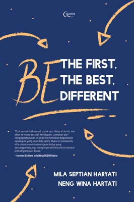 Be The First, Be The Best, Be Different