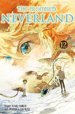 The Promised Neverland 12 Kaiu Shirai, Posuka Demizu