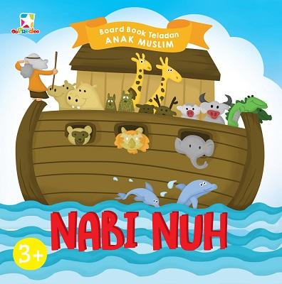 Opredo Board Book Teladan Anak Muslim: Nabi Nuh