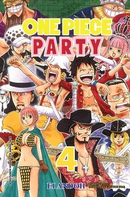 One Piece Party 04 Eiichiro Oda, Ei Andoh