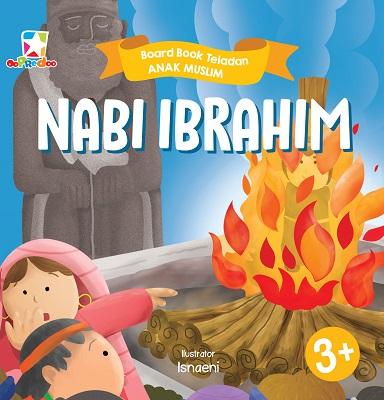 opredo board book teladan anak muslim: nabi ibrahim