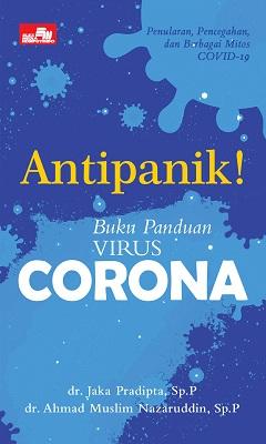 Antipanik! Buku Panduan Virus Corona