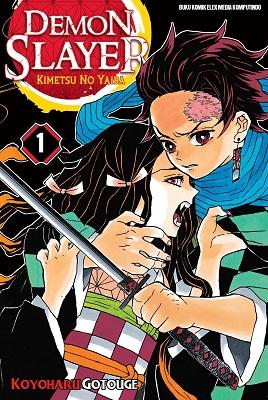 DEMON SLAYER: Kimetsu no Yaiba 01