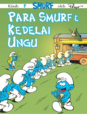 Smurf - Para Smurf dan Kedelai Ungu Peyo