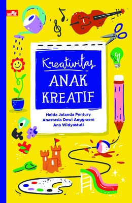 Kreativitas Anak Kreatif