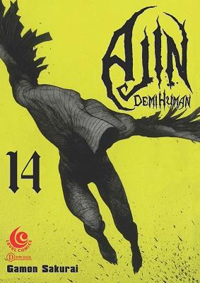 LC: Ajin - Demi Human 14