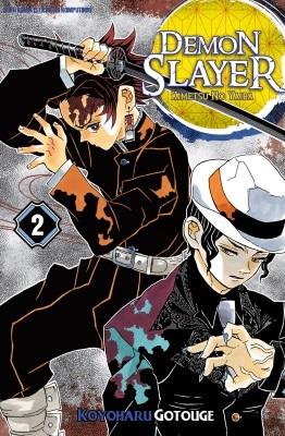 DEMON SLAYER: Kimetsu no Yaiba 02
