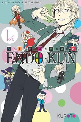 Actor Wannabe Endo kun 01