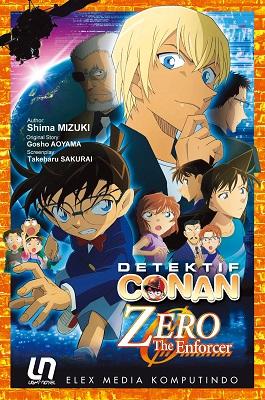 Light Novel Detektif Conan: Zero the Enforcer