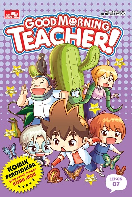 Good Morning Teacher! LESSON 07