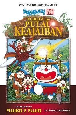 Doraemon Movie Story: Nobita dan Pulau Keajaiban