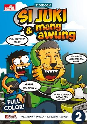 Si Juki dan Mang Awung 2