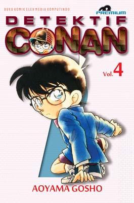 Detektif Conan Premium  04